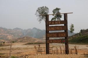 Deforestation in Kedah, Malaysia by Wakx @flickr
