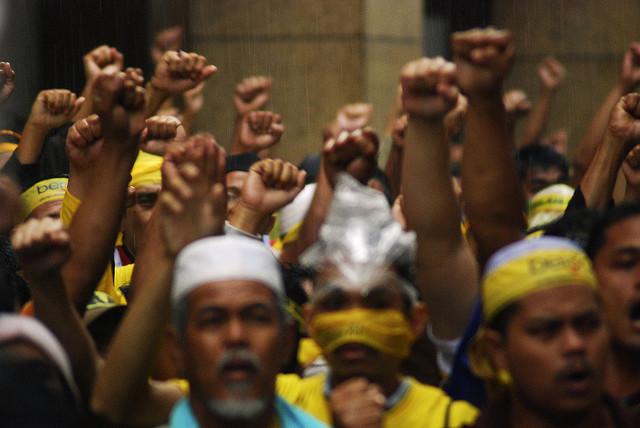 Democratic Activists Plan Mass Protest against Government Corruption