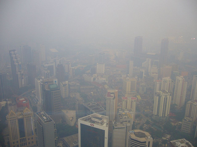 Solution for Air Pollution in Malaysia Finally Aided by Indonesia