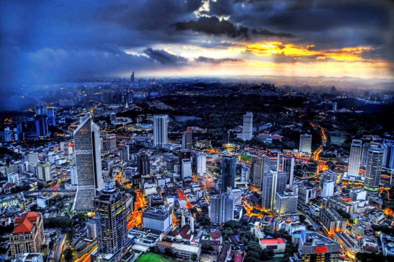 New Highrise Development Defies Malaysia's Unsustainable Norms