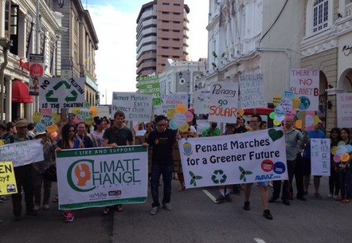 Global Climate March | Malaysia's Crucial Kick-Off