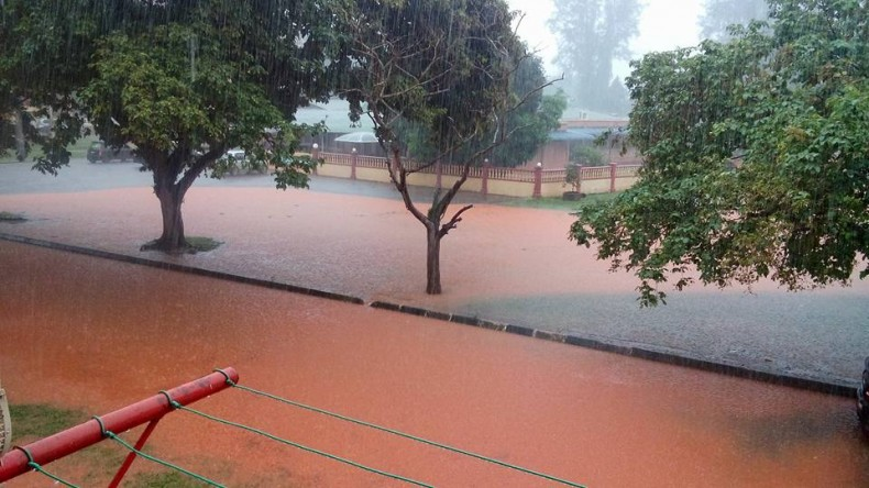Bauxite in Malaysia   It's in the Water