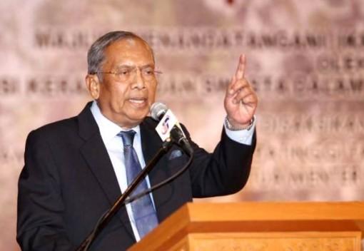 Sarawak Chief Minister Promises Decisive Action against Illegal Loggers