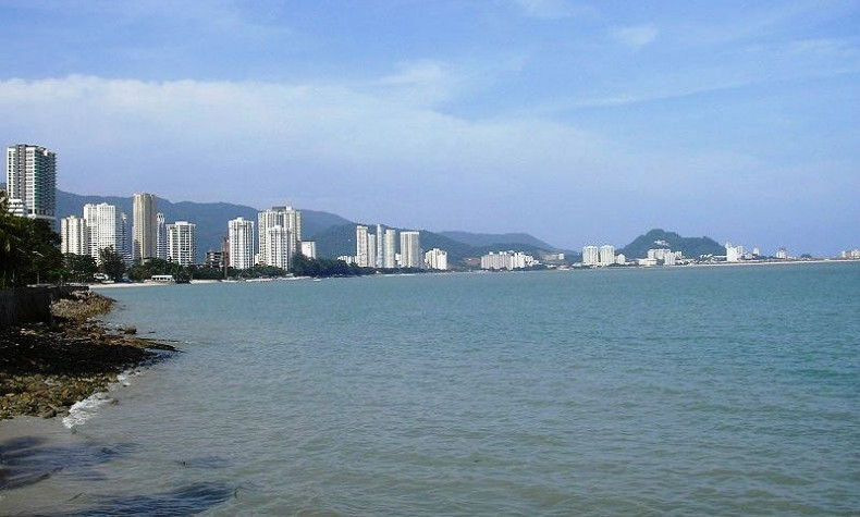 Coastal Development Plan in Penang Draws the Ire of Environmentalists