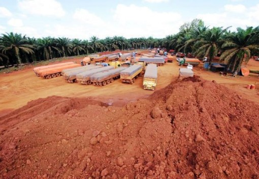 Bauxite Miners 'Will Use' Safer Lorries