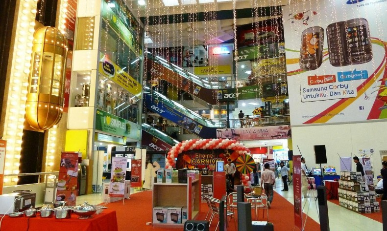 Kota Kinabalu's Mayor wants Shopping Malls to go Cleaner and Greener