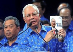 Prime Minister Najib Razak has been tainted by allegations of massive corruption. Photo Credit: Wikimedia Commons