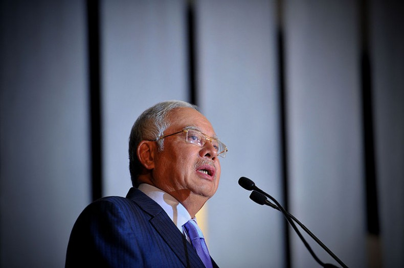 Imagine what Najib's $681 million could have done for the Environment