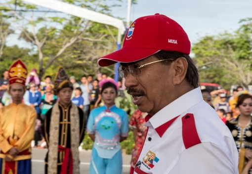 Sabah's Chief Minister Talks up the Need for more Environmentalism