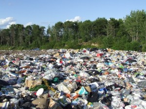 Garbage-strewn landscapes like this are common eyesores across Malaysia. Photo Credit: Flickr