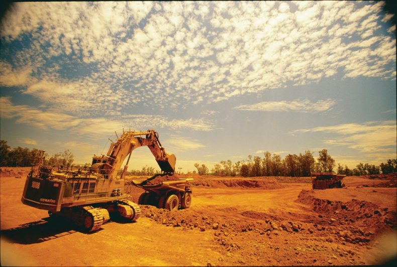 The Wages of Bauxite Mining