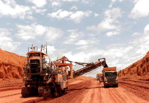Bauxite mining ban has been Extended for another two Months