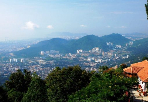 Penang Hill's environment is 'Unique' and Needs Protecting