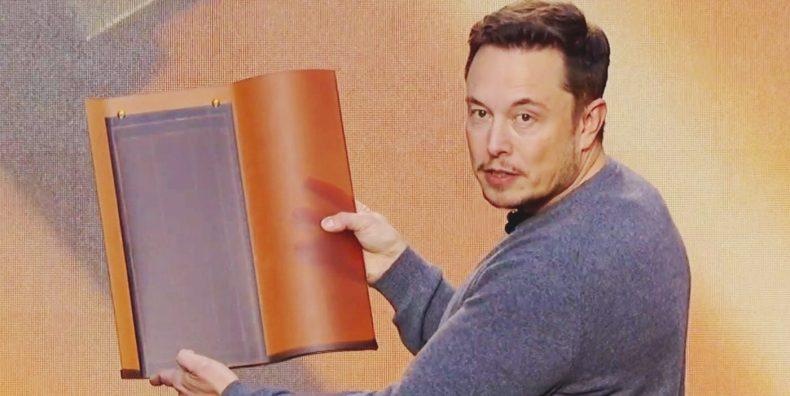 Tesla shows off Brand new Solar Tiles