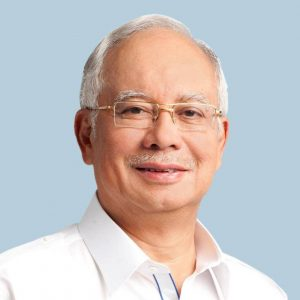 Prime Minister Najib Razak's once clean-cut image has been irreparably tarnished by persistent allegations of massive corruption against him. Photo Credit: Twitter