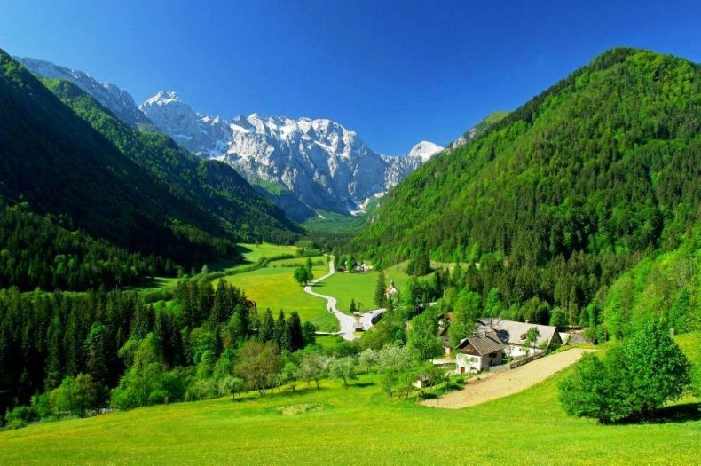 For world-class Environmentalism, we should look to tiny Slovenia