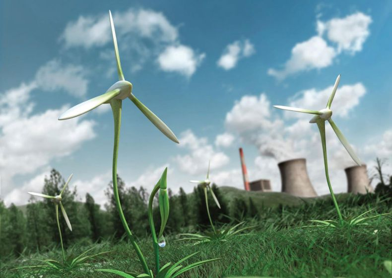 We will need to transition to Green Technologies 'at a much Faster Rate'
