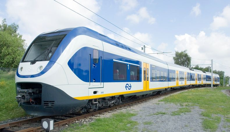 All Dutch electric Trains now run on Wind Power