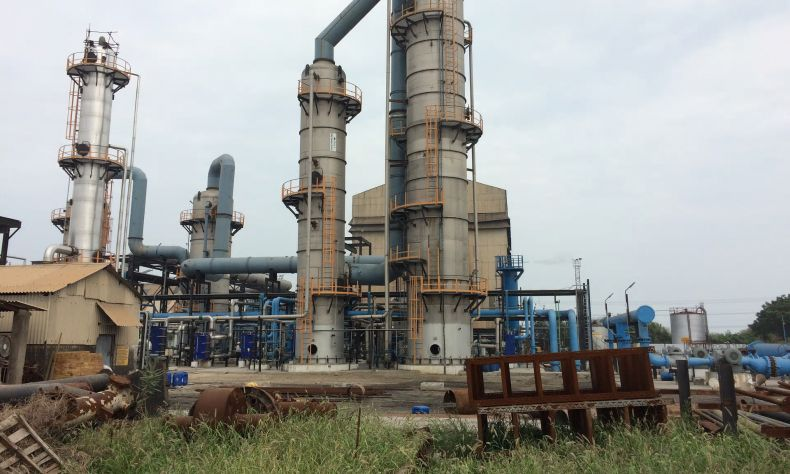 Indian chemical Plant turns its CO2 emissions into Baking Soda