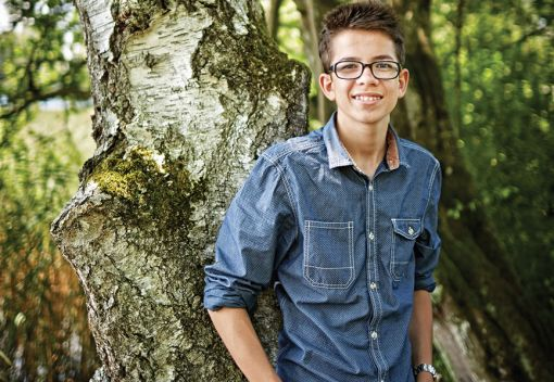 A Teen wants to plant a Trillion Trees