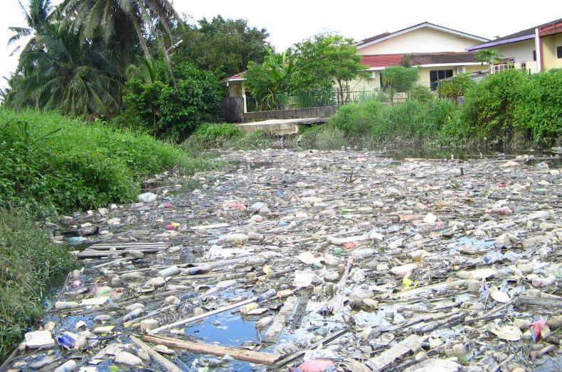Declaring 'War' on Polluters in Sarawak