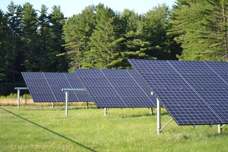 Making Solar Panels Greener. Literally