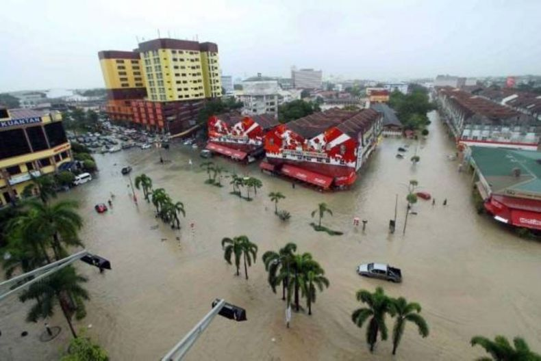 Experts: Malaysia isn't well Prepared for Extreme Weather Events