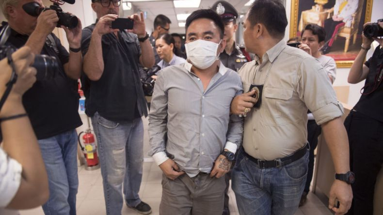 Wildlife-trafficking Kingpin is finally Nabbed in Thailand
