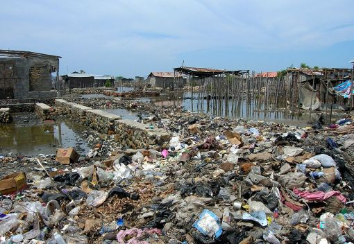 Kuching is being Swamped by Waste