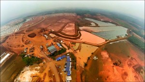 Bauxite mining in Malaysia, bauxite pollution, bauxite problem in Malaysia, illegal bauxite mining, illegal bauxite, bauxite in kuantan, pollution in kuantan, buaxite in pahang