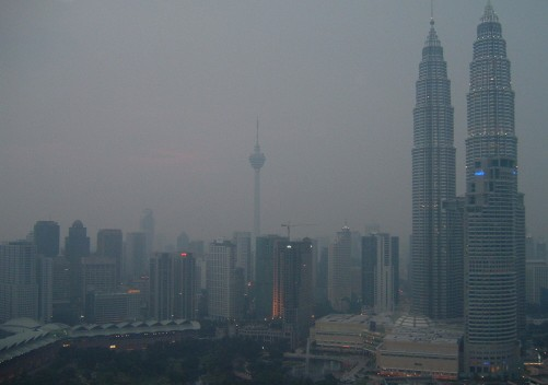 Haze in Malaysia: Obscuring the Country's Future