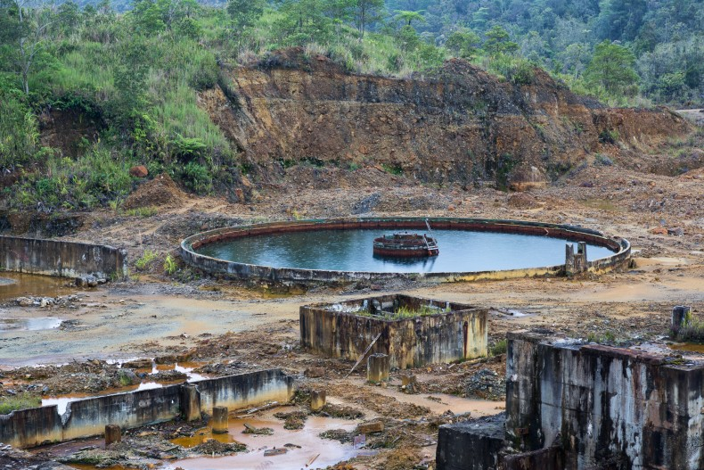 Another Mining Wasteland Planned for Sabah?
