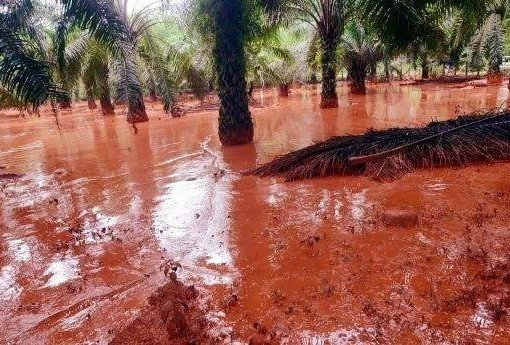 Bauxite Mining already Tainting Malaysia's Water Supply?