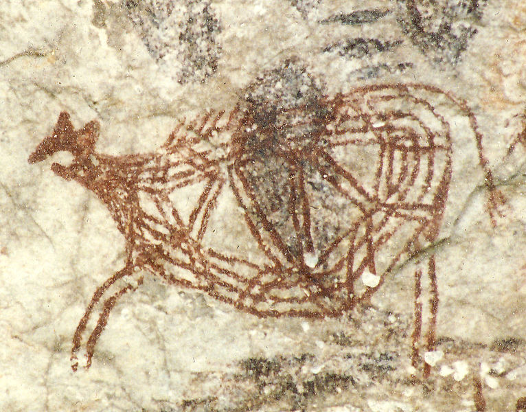 Ancient Cave Paintings Used to Teach New Lessons