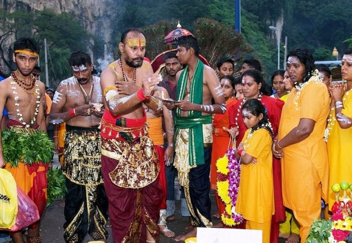 Celebrants are Urged to Shun Plastic and Polystyrene at Thaipusam