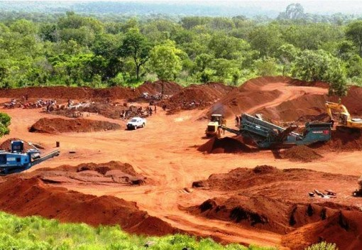 Bauxite Clean-up Hits First Hurdles