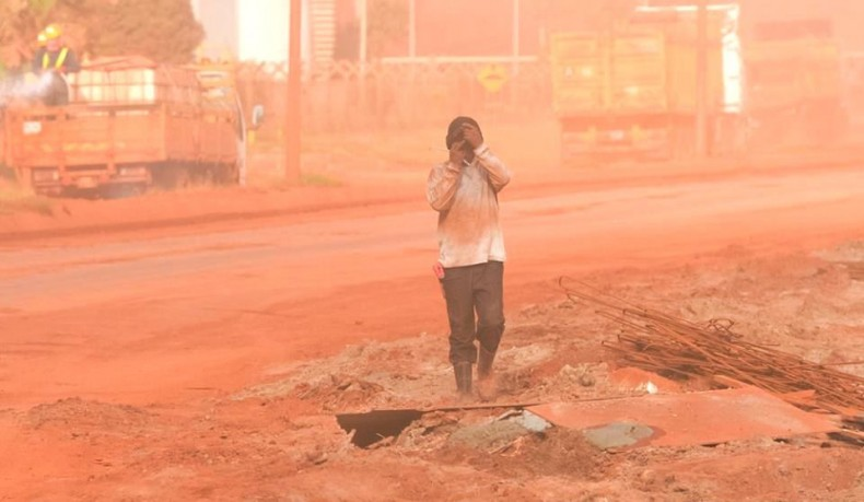 What to do about the Dangers from Bauxite? Enforce Laws and Stay Alert