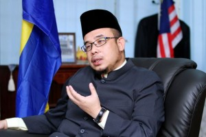 Dr Asri Zainul Abidin, the mufti of Perlis, wants pious Muslims to be more environmentally friendly. Photo Credit: The Star Group