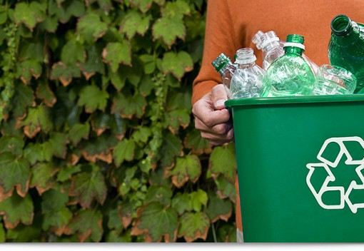 Let's have Three Cheers (and a new Law or two) for Recycling