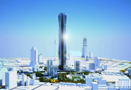 Malaysia's soon-to-be Tallest Building will be 'Certifiably Green'