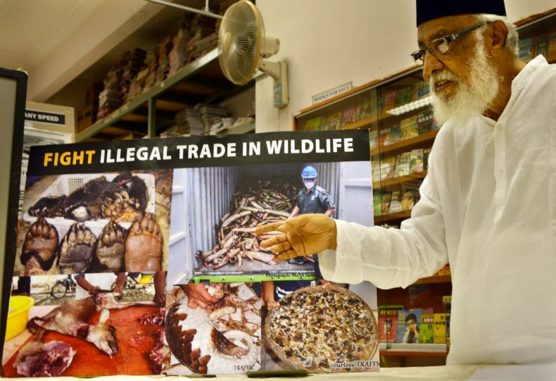 Stop Wildlife Trafficking, SAM Urges