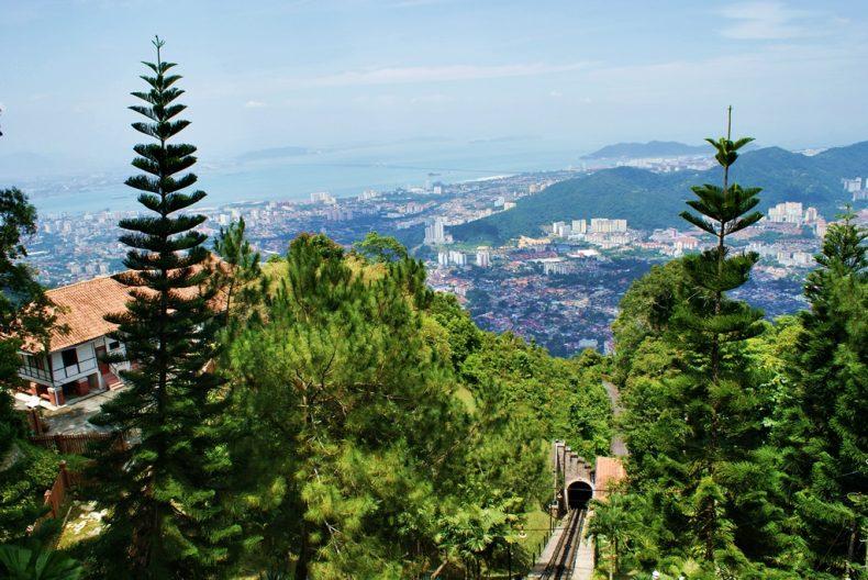 Peka: Stop Denuding Hills in Penang