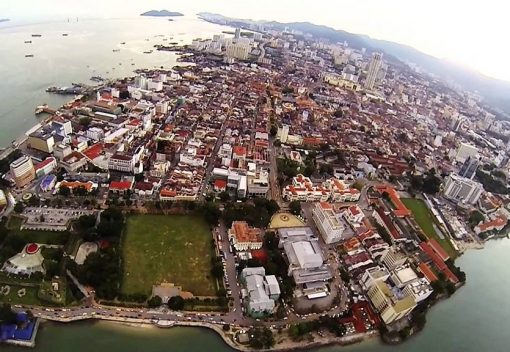 Stop reclaiming Coasts on Penang