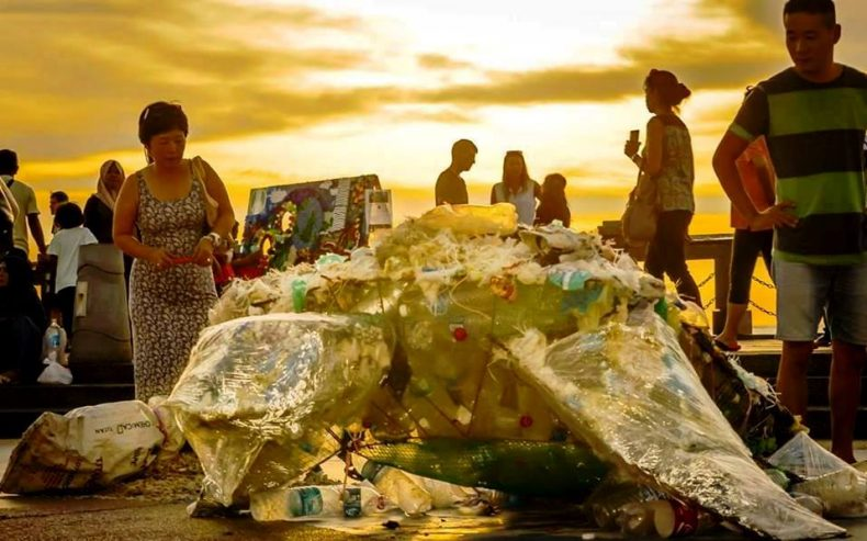 Artworks from Trash shine light on Green Causes in Sabah