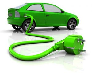 Electric cars can make a world of difference in carbon dioxide reductions. Photo Credit: Europe Car News