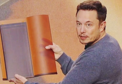 Tesla shows off Brand new Solar Tiles