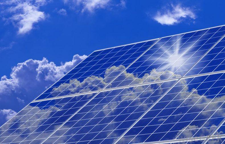 The Sun shines bright on Solar Energy