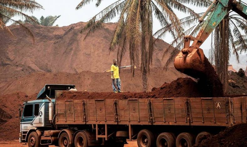 Miners are 'Flouting' Bauxite Ban
