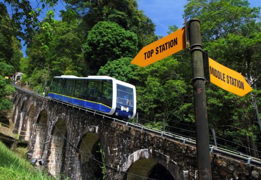 'Stop planned Cable Car' on Penang Hill in its Tracks