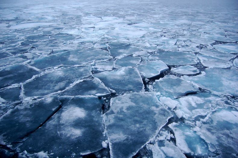 Could we Refreeze the Arctic?